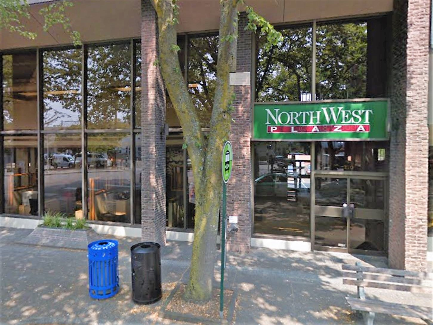 Freeland & Associates, Inc. is located on the second floor of the Northwest Plaza building.