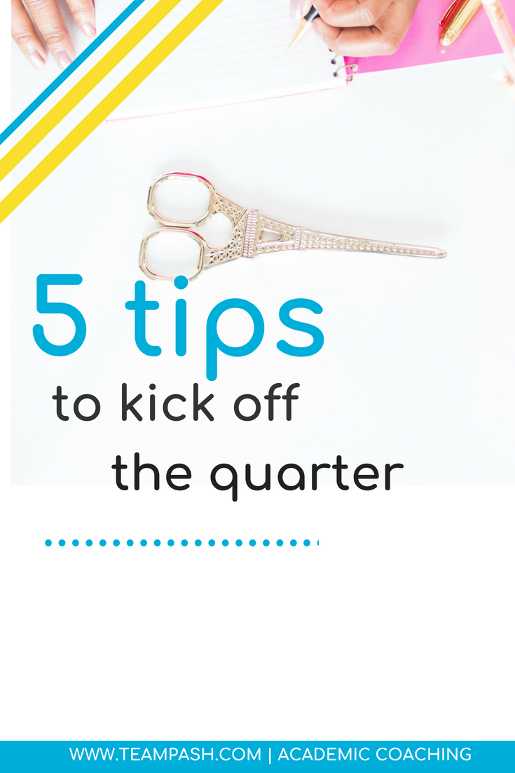 Every quarter is a chance for a fresh start- even if it starts to feel like the movie Ground Hog's Day.  These tips will help your struggling student (and you) reboot the school year and dive into the quarter or semester with a fresh start.  #studyskills  Marni Pasch Team Pasch Academic Coaching www.teampasch.com
