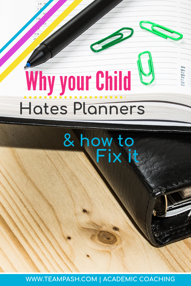 Keeping your child organized can be difficult. Organization becomes harder in middle school and high school! What planner should your child use? Why won't your child use their planner?  Let's discuss the question ALL my parents have!  #parenting #teenagers    Marni Pasch -Academic Coach Team- Pasch Academic Coach  Podcast School Counselor Gone Rogue   www.teampasch.com