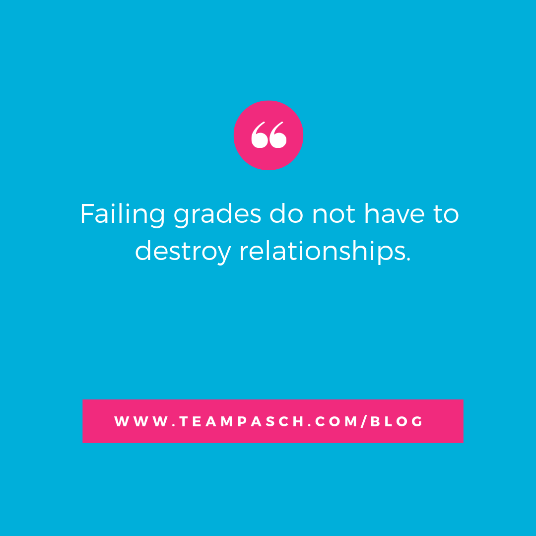 How does school impact your relationship with your child? If you there was no school work tomorrow - what would be different?