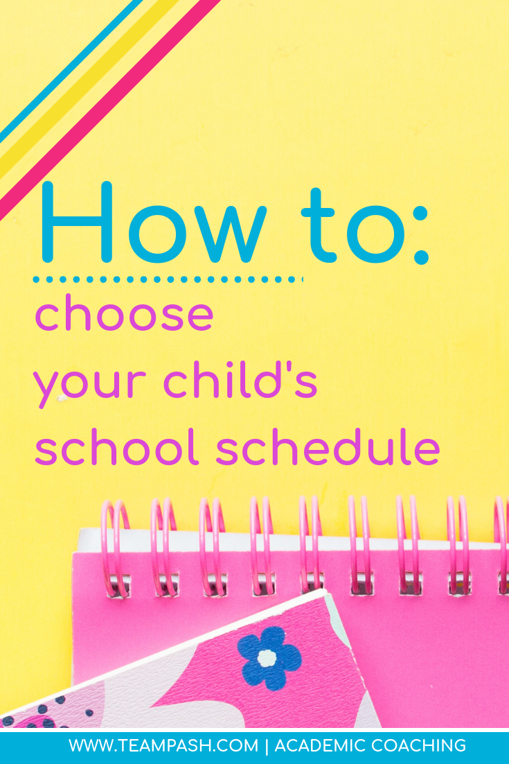 How do you choose your teenagers classes? What do you do when your tween is entering middle school? Let's discuss how to determine your child's school schedule for the new year.   Marni Pasch -Academic Coach Team- Pasch Academic Coach  Podcast School Counselor Gone Rogue   www.teampasch.com