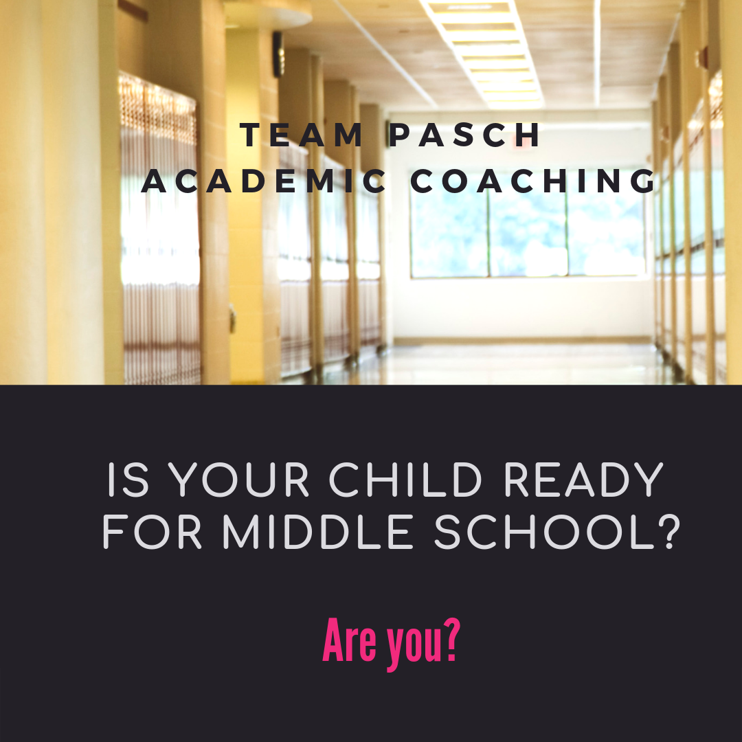 Maybe this is a flash back to the 80's brain on drugs ads- but really are you ready for the transition to middle school?  I'm not!  But we can be prepared. This week's blog covers the main differences parents will encounter when moving from elementary school to middle school.  Checkout the blog and grab the Sixth Grade Success Roadmap!