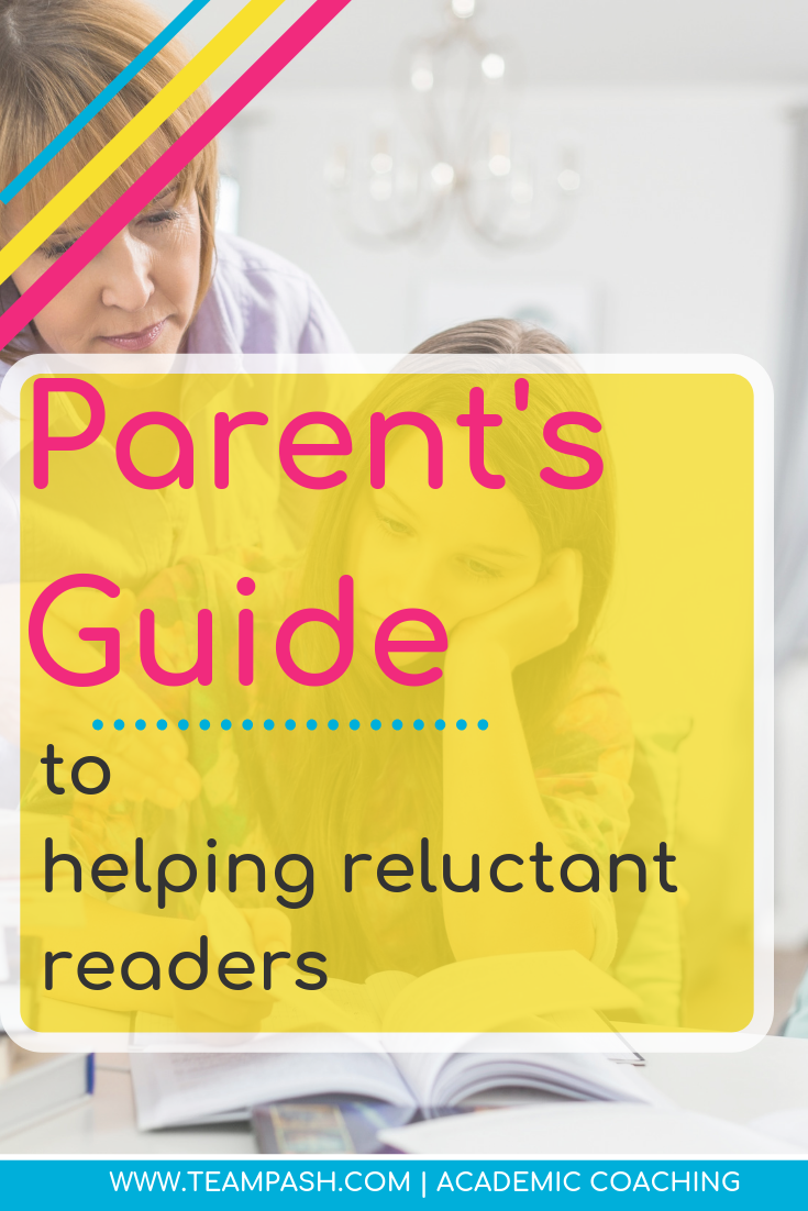 How can parents and teachers help a child who is a struggling reader? We discuss ways that a reluctant reader can find a love of words. Click here now.   Marni Pasch -Academic Coach Team- Pasch Academic Coach  Podcast School Counselor Gone Rogue   www.teampasch.com