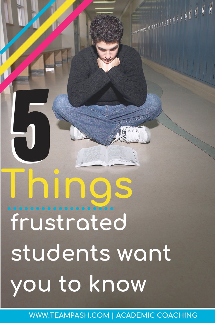 Why do students struggle at school? Here are five things failing or struggling teens what you to know about their school experience.   www.teampasch.com School Counselor Gone Rogue is a podcast by trained school counselor turned academic coach, Marni Pasch.  Join the conversation about all things struggling students, education, parenting, ADHD, time management and more.    #parenting #podcast  Marni Pasch Academic Coach Team Pasch Academic Coaching www.teampasch.com