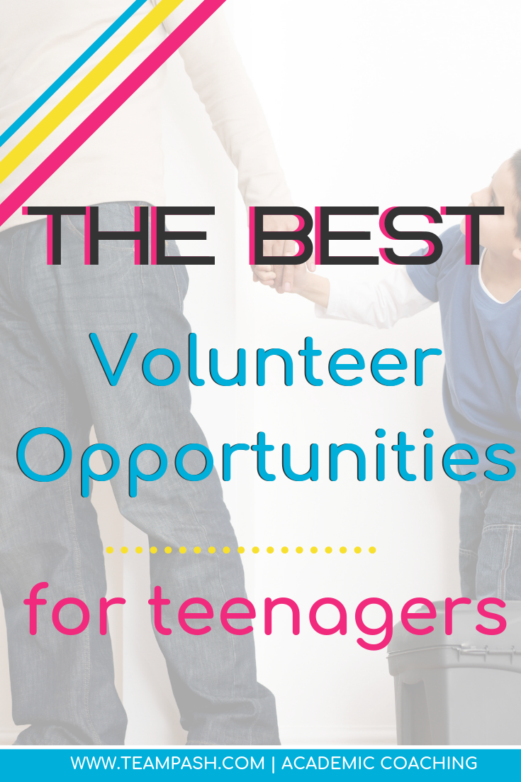 Looking for volunteer positions for high school and middle school students can be difficult.Here are 5 ways to help your child give back and find their passions through volunteer work.   Click to learn more!  Marni Pasch Team Pasch Academic Coaching www.teampasch.com
