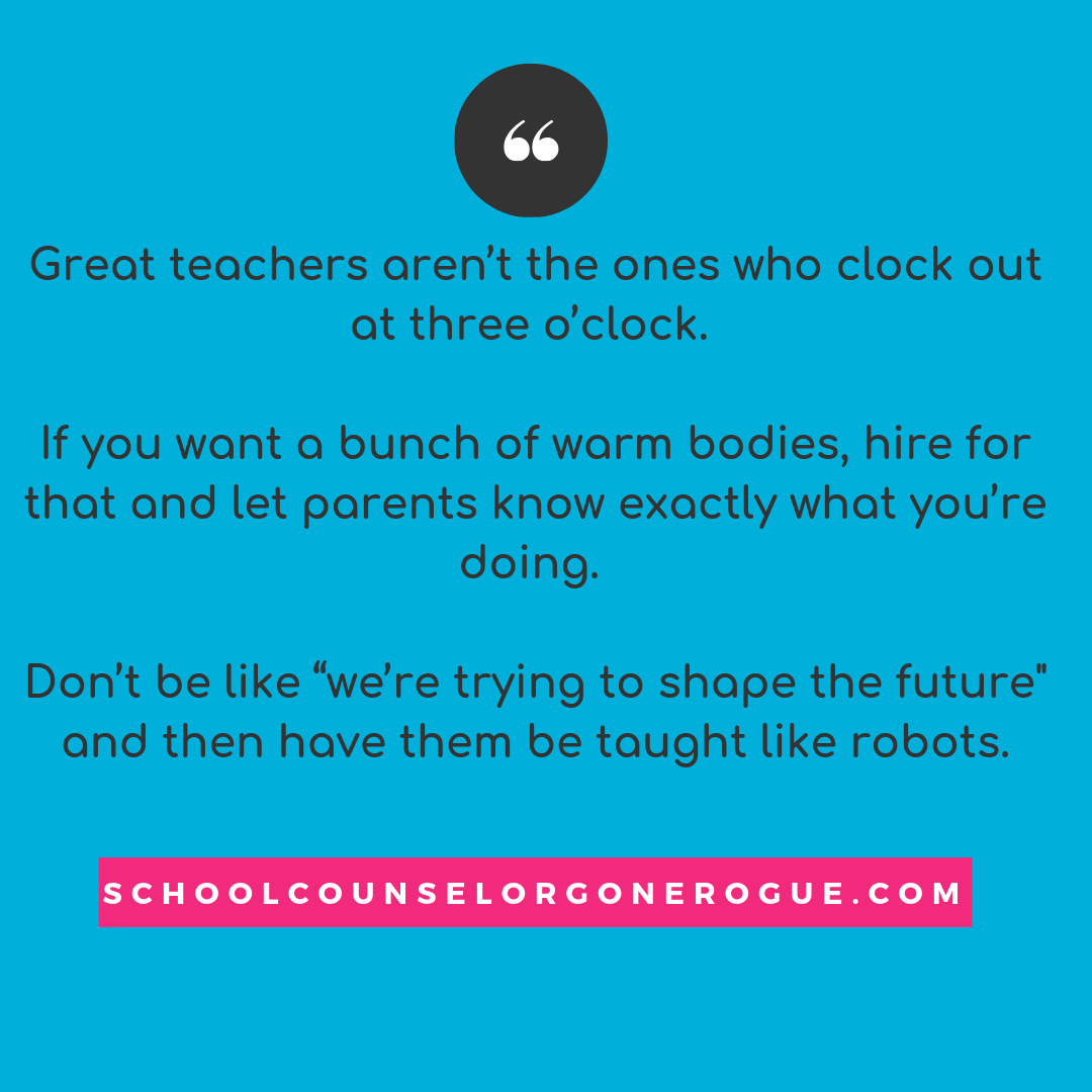 Coffee mugs are great for gifts - but what about appreciating the teachers that inspire our kiddos?  Check out School Counselor Gone Rogue on Itunes,Stitcher or Google Play or check out the website and show notes!