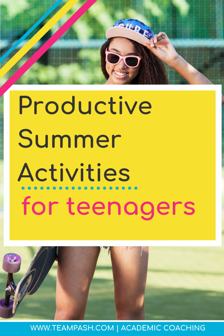 Looking for summer activities for your middle school or high school age child that doesn't involve Netflix? Here are the summer activities that involve learning and growth! Click here to plan a summer vacation that balances learning and fun!     www.teampasch.com School Counselor Gone Rogue is a podcast by trained school counselor turned academic coach, Marni Pasch.  Join the conversation about all things struggling students, education, parenting, ADHD, time management and more.    #parenting #podcast  Marni Pasch Academic Coach Team Pasch Academic Coaching www.teampasch.com