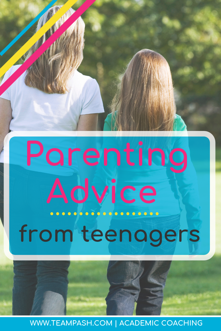 Here are the four things middle school and high school students want parents and adults to know about their school lives. Parenting teenagers is tough - What advice do teens have? Click here and find out!   www.teampasch.com School Counselor Gone Rogue is a podcast by trained school counselor turned academic coach, Marni Pasch.  Join the conversation about all things struggling students, education, parenting, ADHD, time management and more.    #parenting #podcast  Marni Pasch Academic Coach Team Pasch Academic Coaching www.teampasch.com