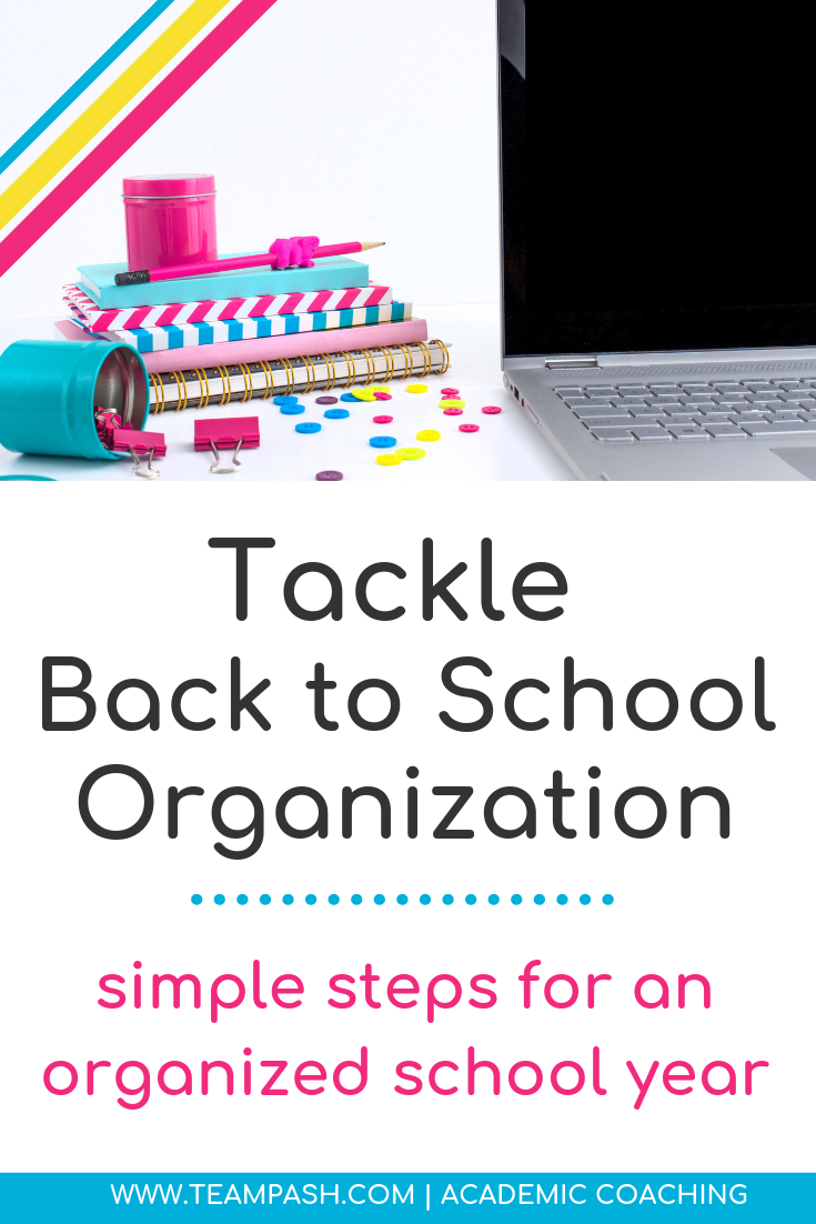 Parents, are your ready for your child to have an organized school year? Here are simple steps to help your child start the school year organized.   Marni Pasch -Academic Coach Team- Pasch Academic Coach  Podcast School Counselor Gone Rogue   www.teampasch.com   www.teampasch.com   School Counselor Gone Rogue is a podcast by trained school counselor turned academic coach, Marni Pasch.  Join the conversation about all things struggling students, education, parenting, ADHD, time management and more.    #parenting #podcast  Marni Pasch Academic Coach Team Pasch Academic Coaching www.teampasch.com