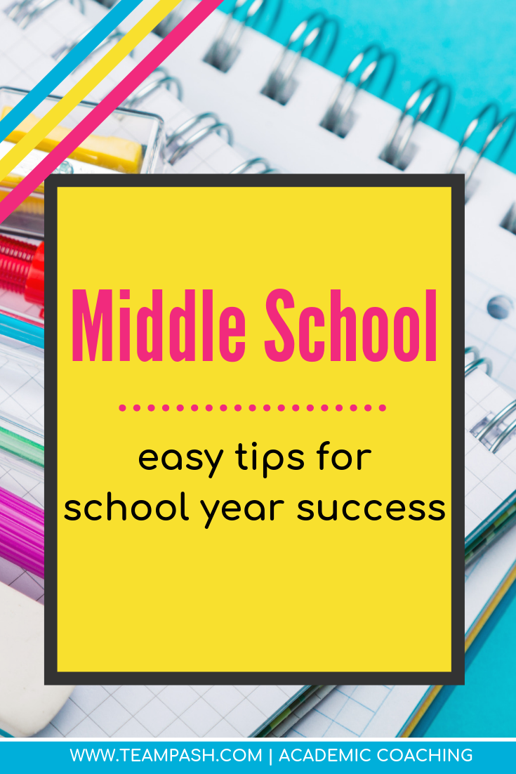Parents middle school does not have to be a difficult time for your child. Let's shift our mindset about how to help our tweens and teens handle middle school with confidence!  Click here for this week's episode of School Counselor Gone Rogue and easy tips to thrive in middle school.   Marni Pasch -Academic Coach Team- Pasch Academic Coach  Podcast School Counselor Gone Rogue   www.teampasch.com