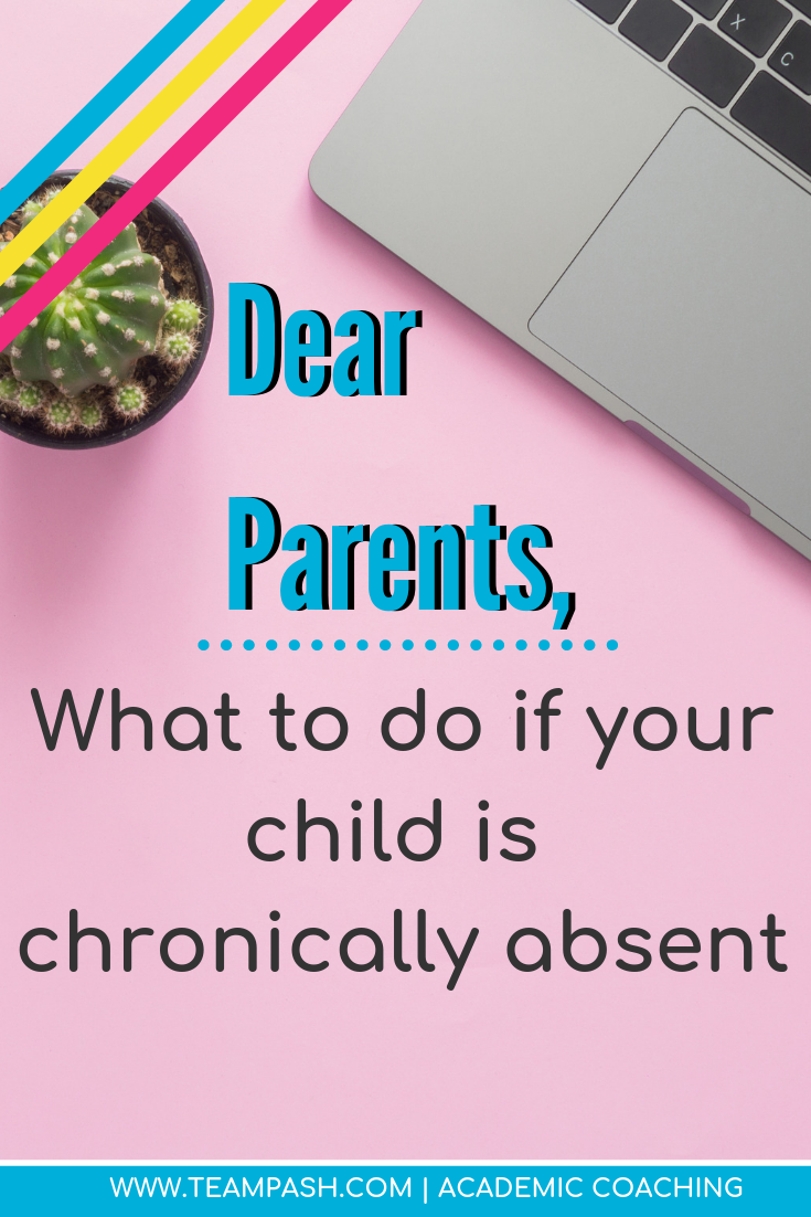 Tips for dealing with absent students. Learn about the causes and solutions to helping families that struggle with missing school. Join trained school counselor turned academic coach and parent advocate to discuss chronic absences.  Click here for this week's episode of School Counselor Gone Rogue and easy tips to thrive in middle school and high school.  Marni Pasch - Team Pasch Academic Coaching  Podcast - School Counselor Gone Rogue  www.teampasch.com