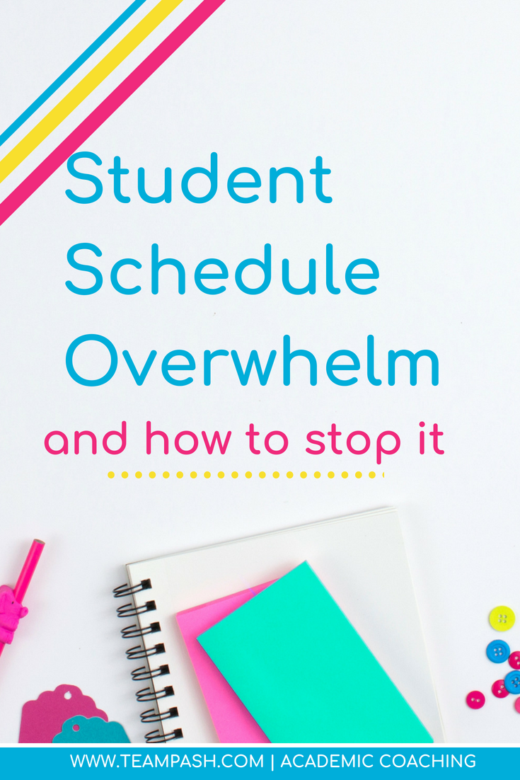 Are we over-scheduling our teenagers and tweens with too many activities? How can we help prevent burnout among teenagers? Click here to learn more or listen to the episode.    #studyskills #highschool #middleschool    Marni Pasch Academic Coach Team Pasch Academic Coach Podcast School Counselor Gone Rogue