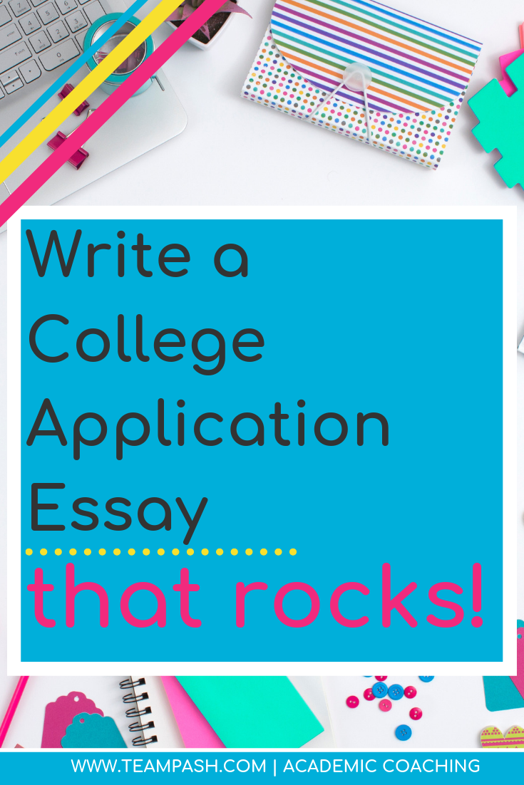 Want tips on writing their college admission essays for your teenager? Draft an essay that makes you stand out in the crowd! Overcome writer's block with these easy steps!  Click here for this week's episode of School Counselor Gone Rogue and easy tips to thrive in high school.   Marni Pasch -Academic Coach Team- Pasch Academic Coach  Podcast School Counselor Gone Rogue   www.teampasch.com