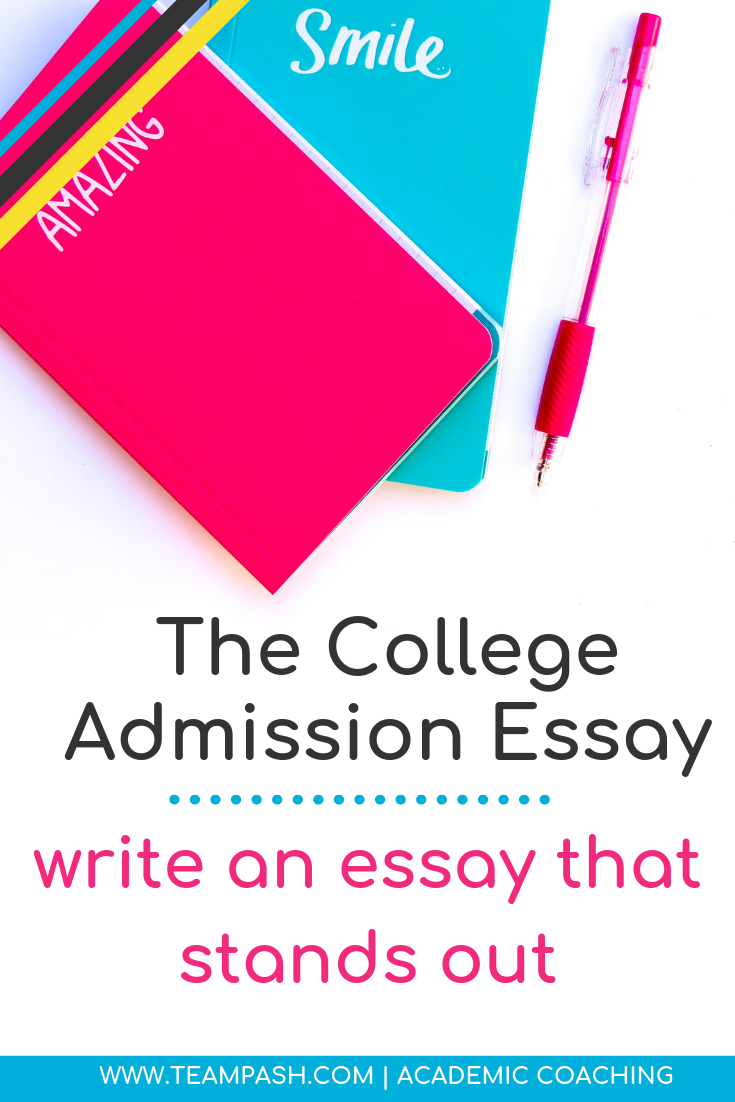 Is the college admission essay giving your child writer's block? Draft an essay that makes you stand out in the crowd! Help your high school student write an awesome college essay! Read here for more!    Click here for this week's episode of School Counselor Gone Rogue and easy tips to thrive in middle school and high school.    Marni Pasch - Team Pasch Academic Coaching    Podcast - School Counselor Gone Rogue    www.teampasch.com