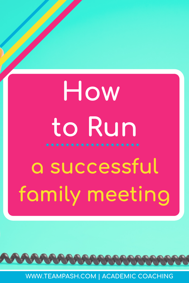 Need to know how to plan a family meeting? Make sure you have an agenda, and follow these simple steps to have a family meeting that builds communication and confidence in your children!  Click here for this week's episode of School Counselor Gone Rogue and easy tips to thrive in high school.  Marni Pasch Academic Coach Orlando, Florida  Podcast School Counselor Gone Rogue  www.teampasch.com