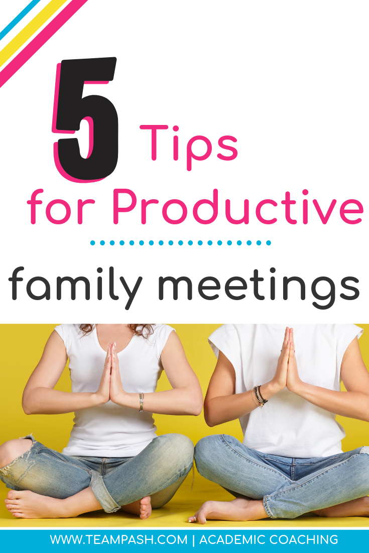 Use the family meeting to connect with your teenage and tween age children. Learn how to build confidence, communication, and structure in your family with these stress-free tips to run family meetings.    Click here for this week's episode of School Counselor Gone Rogue and easy tips to thrive in middle school and high school.    Marni Pasch - Team Pasch Academic Coaching    Podcast - School Counselor Gone Rogue    www.teampasch.com
