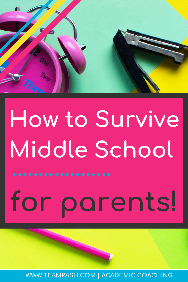 Organization, lockers, study skills oh my! How can parents help teens thrive in middle school? Read this post for ideas from a former school counselor!    Click here for this week's episode of School Counselor Gone Rogue and easy tips to thrive in middle school.   Marni Pasch - Academic Coach Team - Pasch Academic Coach  Podcast School Counselor Gone Rogue   www.teampasch.com