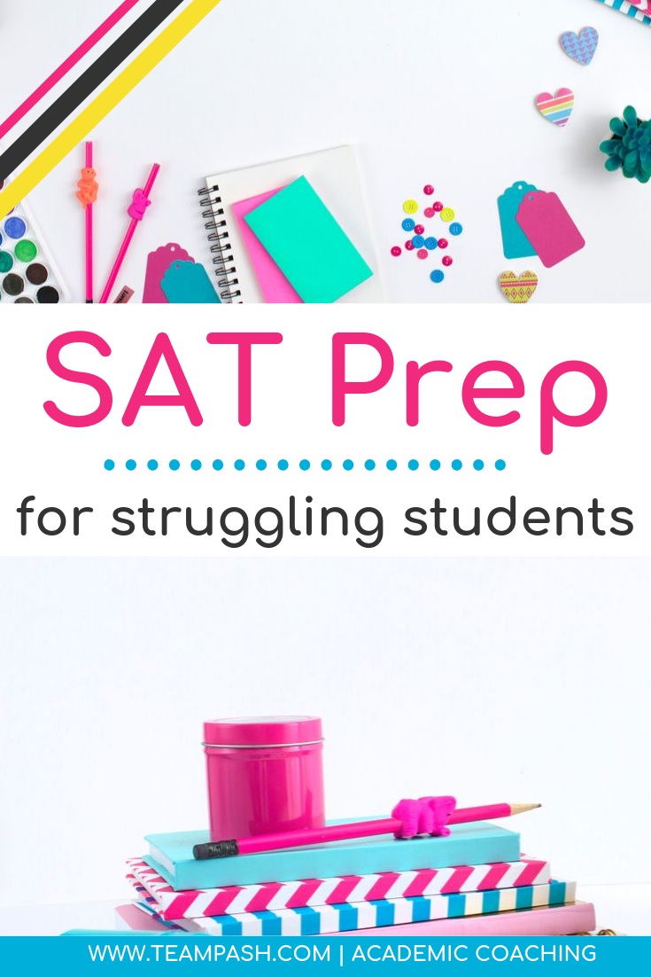 Studying for the SAT can be stressful if you don't have the correct study tools. Learn about a new SAT test prep system that helps students tackle the areas of the SAT that they struggle with on their schedule. Click here for more information.   Marni Pasch - Academic Coach Team - Pasch Academic Coach  Podcast School Counselor Gone Rogue   www.teampasch.com