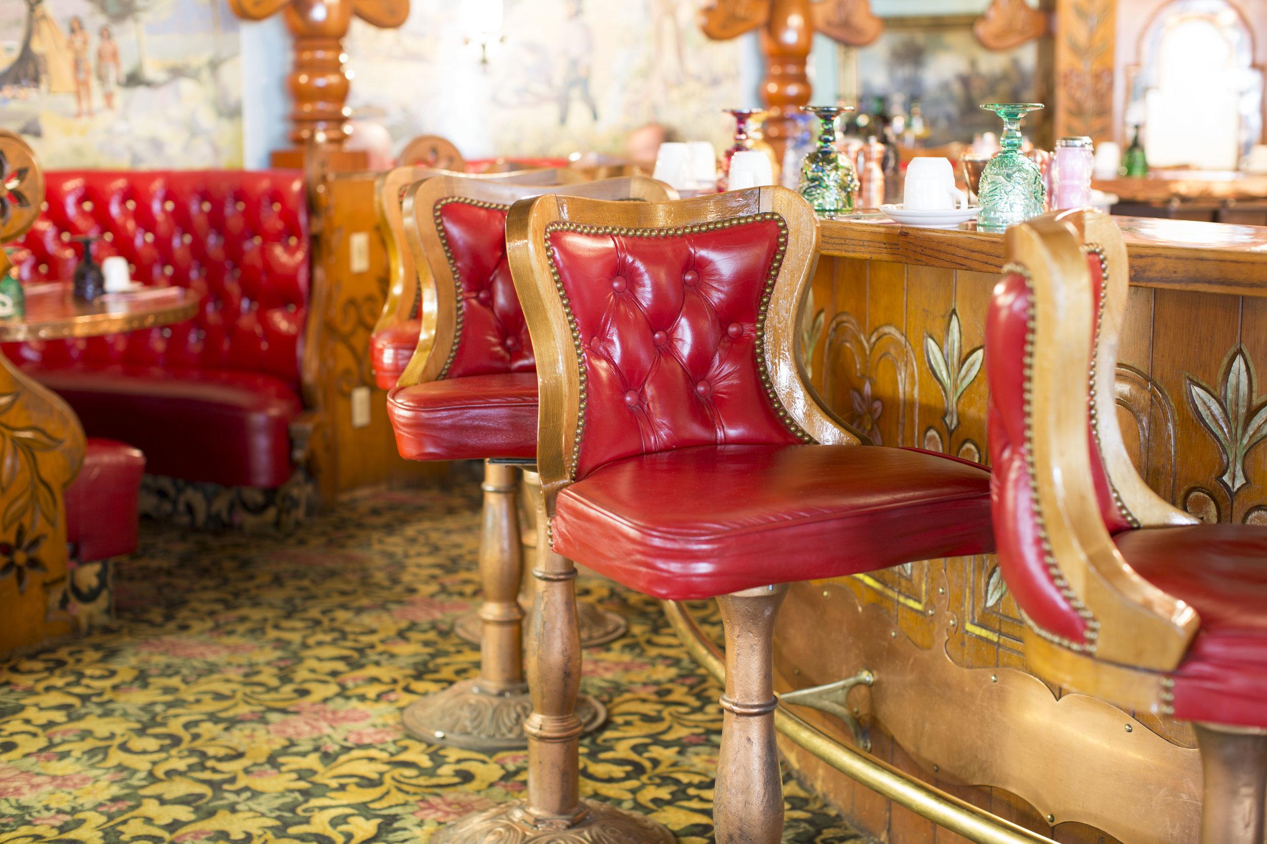 Madonna Inn Copper Cafe