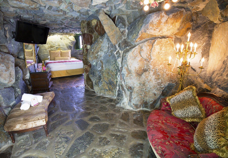Room 143 Rock Bottom Madonna Inn