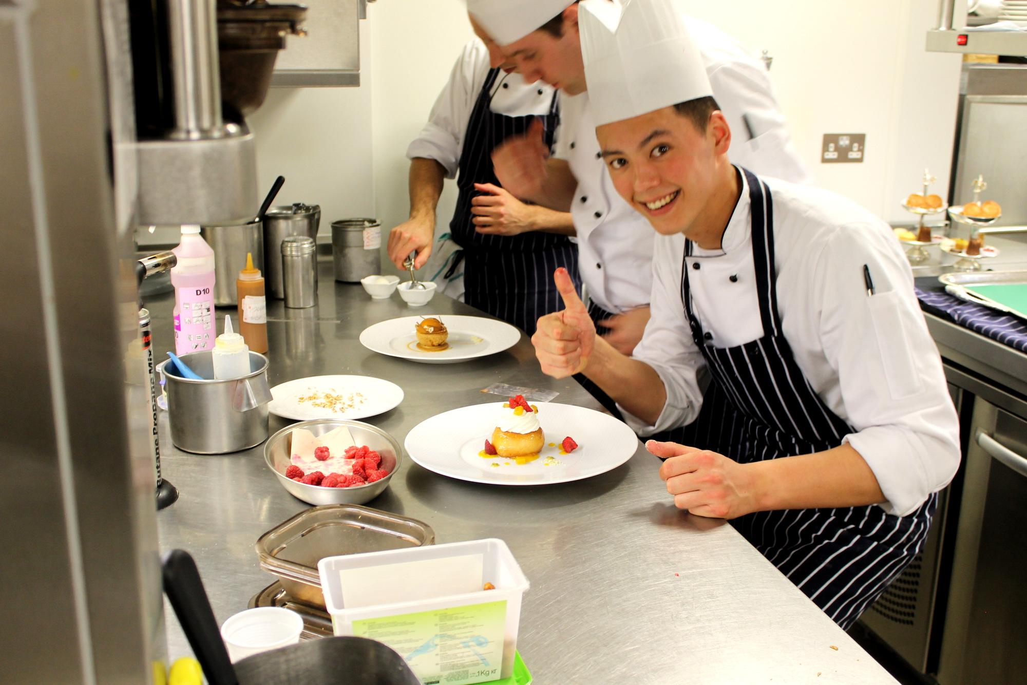 pastry fun!