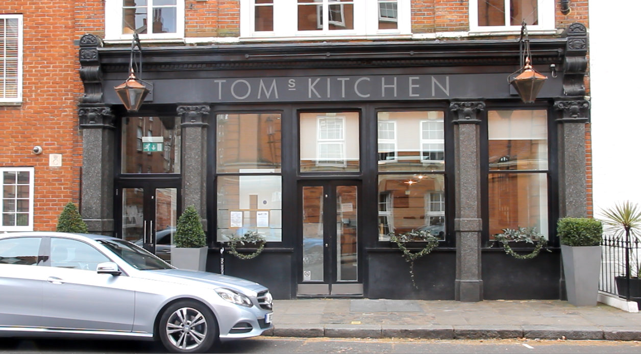 Executive Chef: Tom Aikens - Cuisine: Traditional BritishHead Chef: Richard O'ConnellAA: Two RosettesTwitter: @TomsKitchensInstagram: @tomaikensAddress: 27 Cale Street, Chelsea, London, SW3 3QPPhone: 020 7349 0202 Website: tomskitchen.co.uk/chelsea