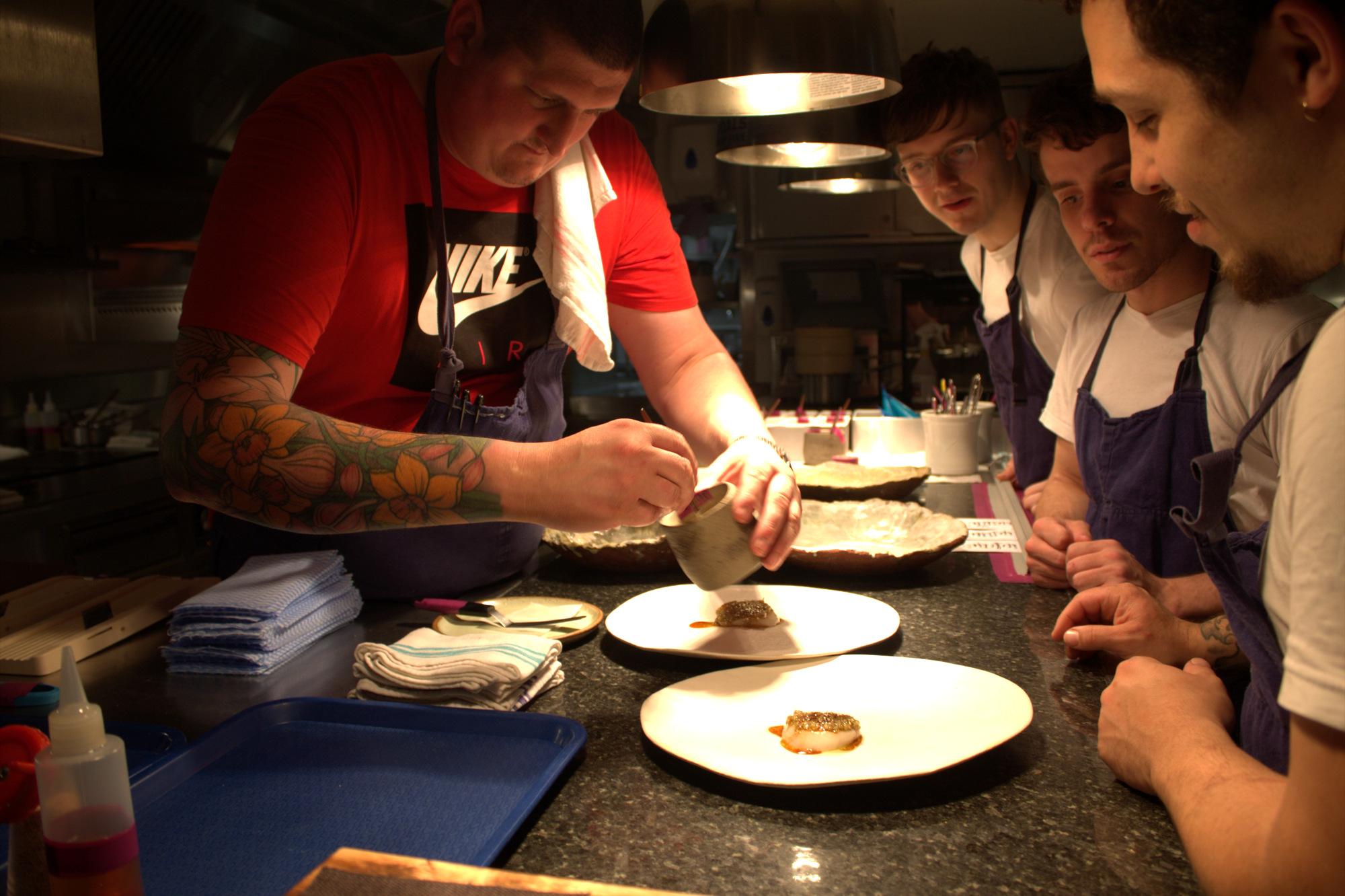 Chef/Owner: Gareth Ward - Cuisine: Modern BritishMichelin: One StarAA: Five RosettesTwitter: @ynyshirrestInstagram: @ynyshirrestaurantAddress: Ynyshir Eglwys Fach, Machynlleth, SY20 8TAPhone: 01654 781209 Website: ynyshir.co.uk