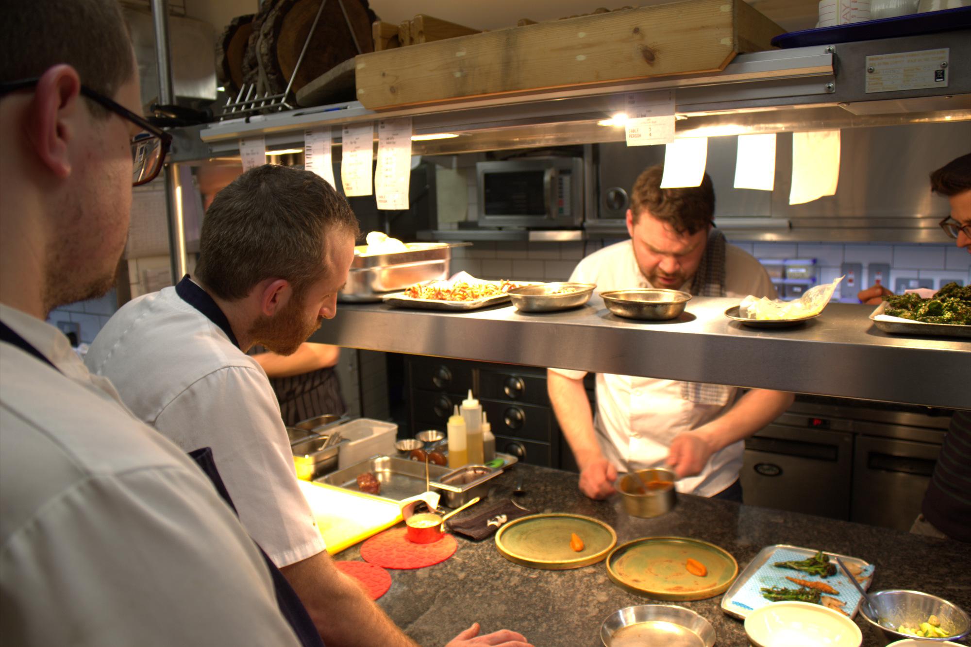 Chef Owner: Josh Eggleton - Cuisine: Modern BritishMichelin: One StarAA: Two RosettesTwitter: @theponyandtrapInstagram: @theponyandtrapAddress: Knowle Hill, Chew Magna, Bristol, BS40 8TQPhone: 01275 332627 Website: theponyandtrap.co.uk