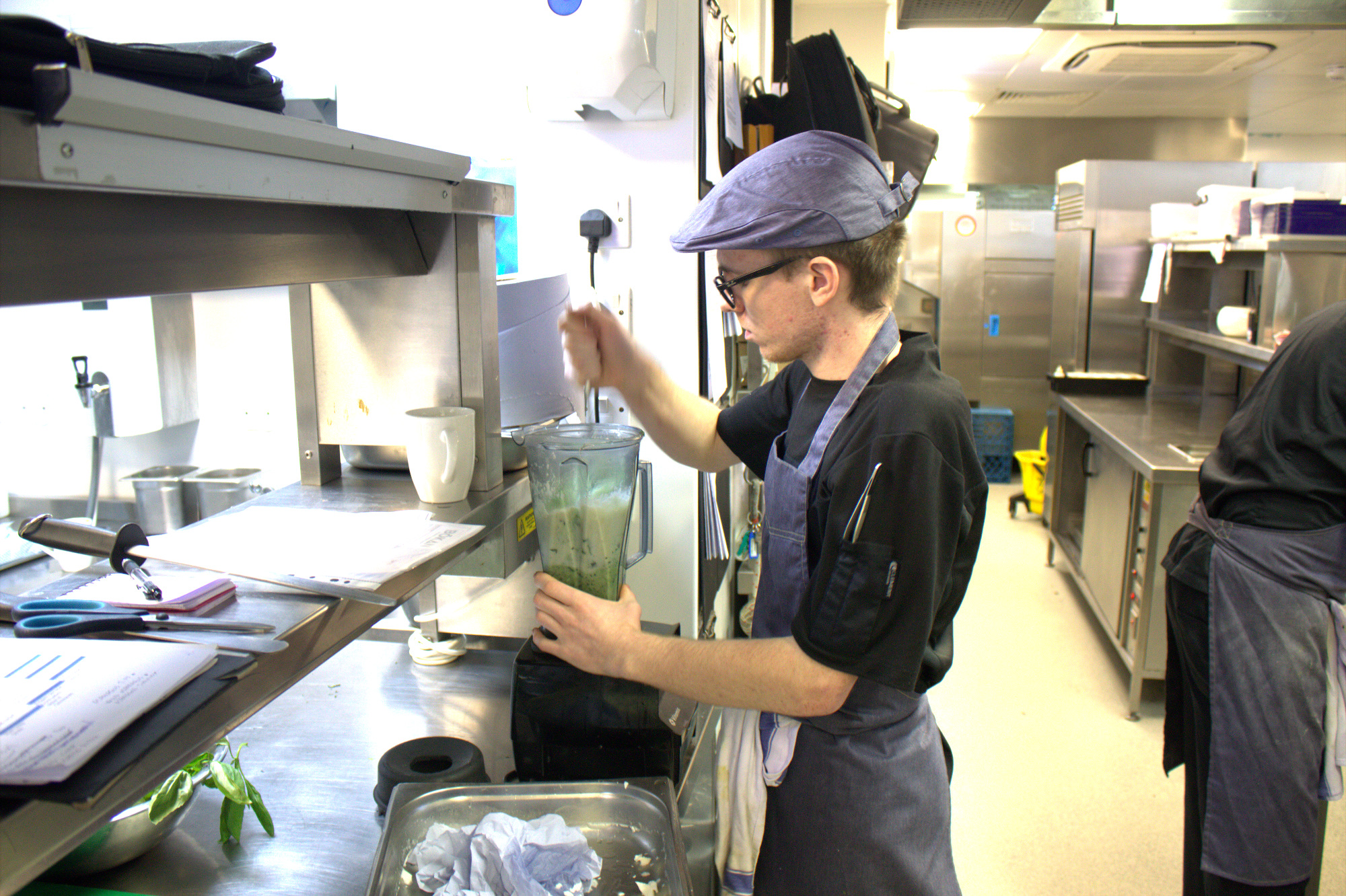 Louis blending tarragon