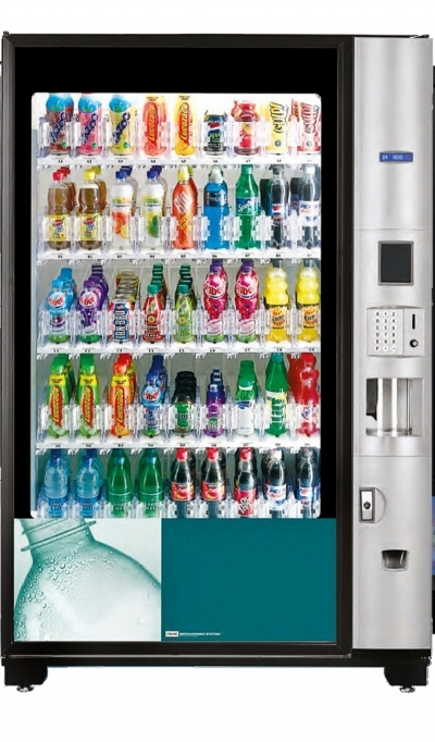 Pop Machine For Sale >> Used Beverage Pop Vending Machines For Sale Red Seal Vending
