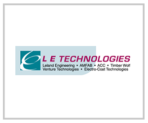 LE Technologies    manufactures recreational vehicle frames, fabricated metal components, and provides specialty coating services (Exited 2005)