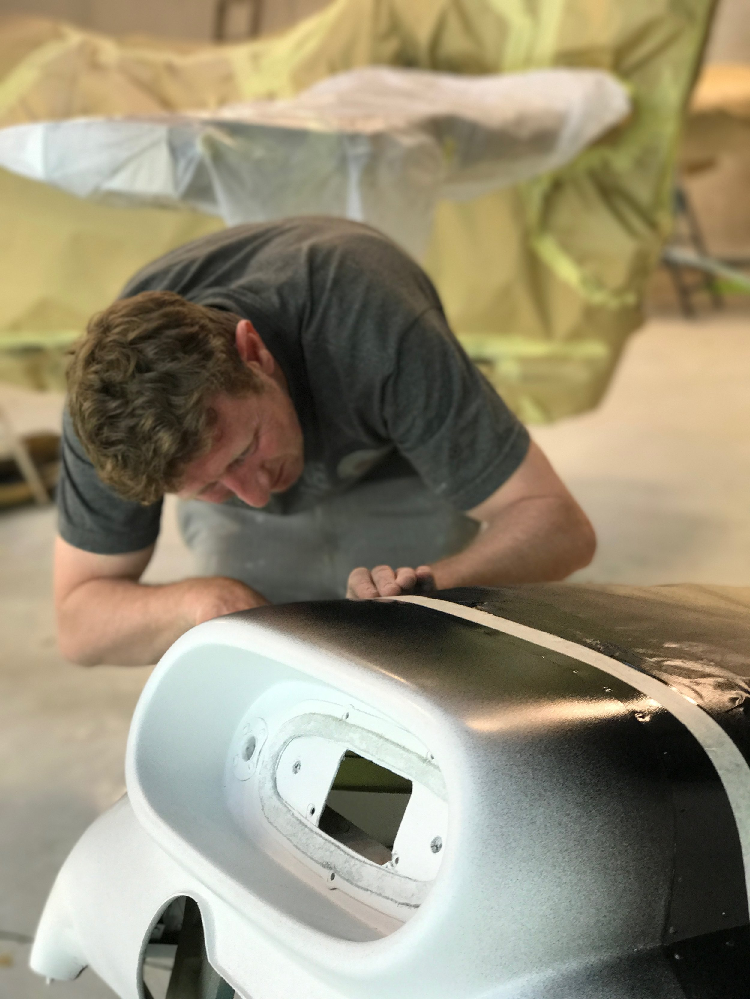 General Aviation Livery - Eshott Paint Shop