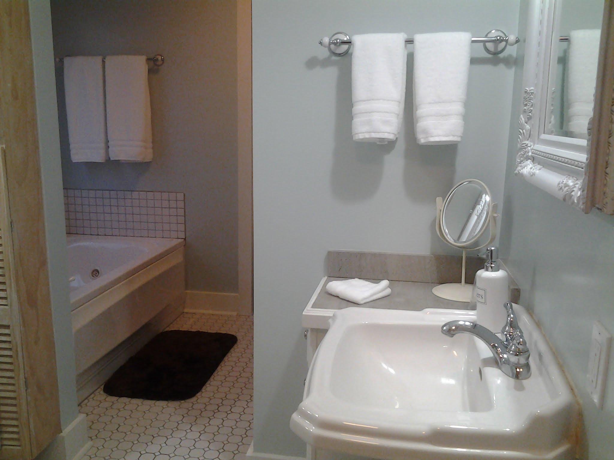 2 Private Baths