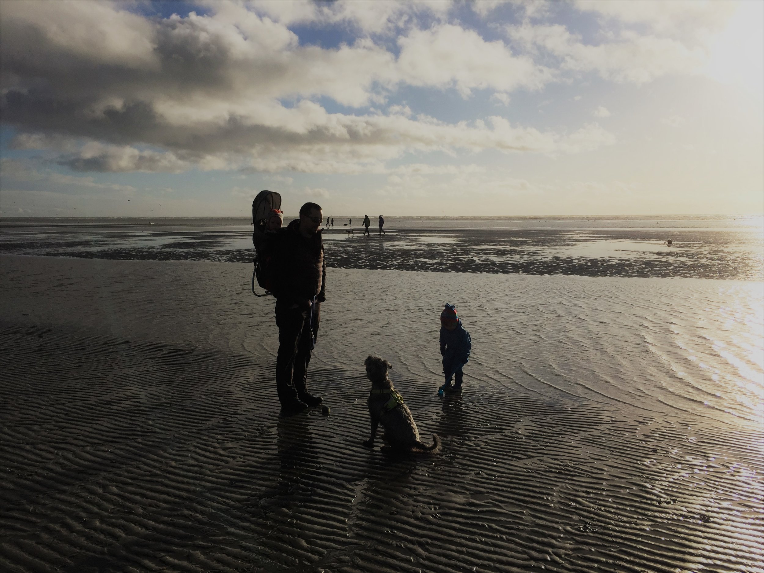 West Wittering Beach (South East England)