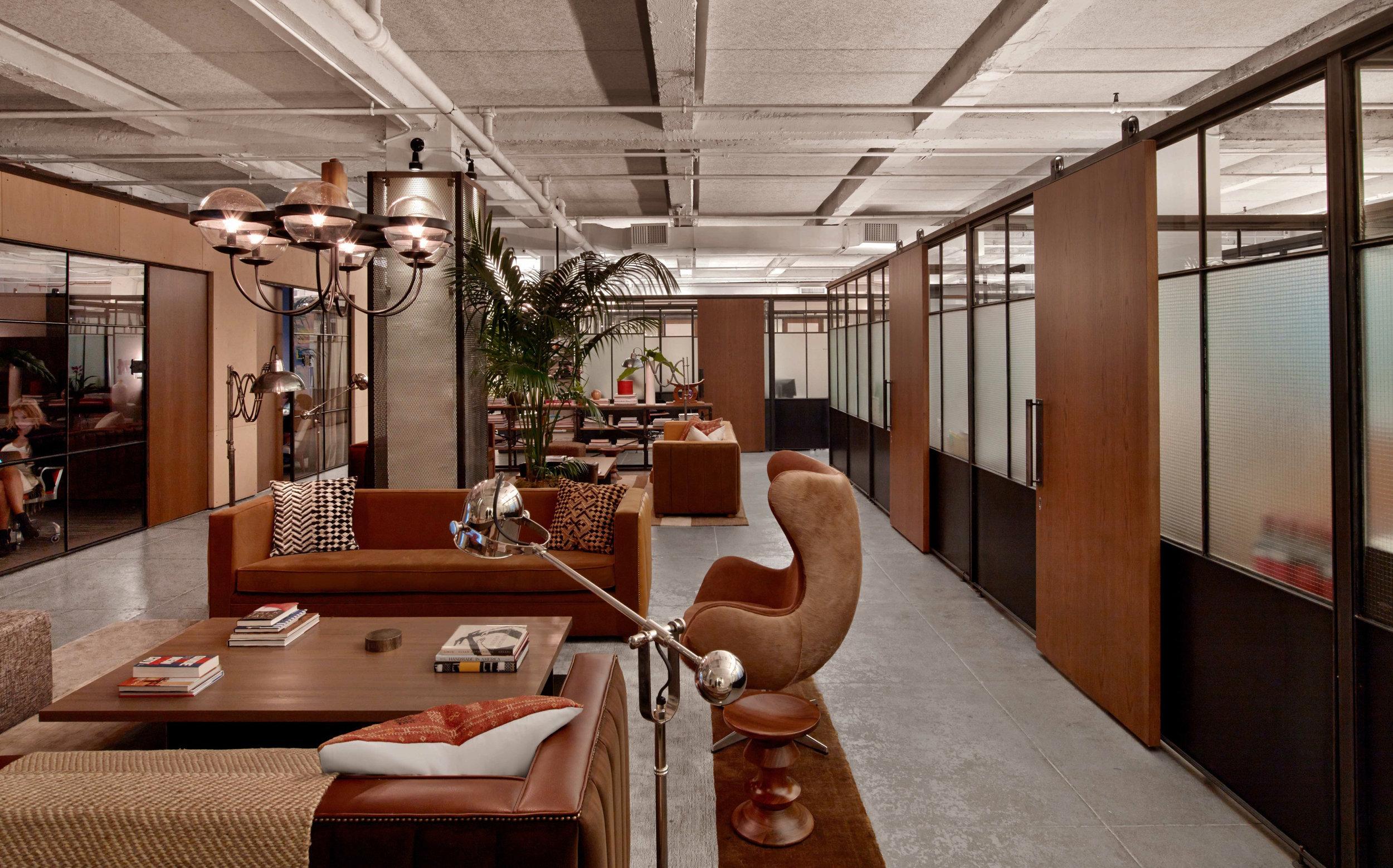 - Workspaces