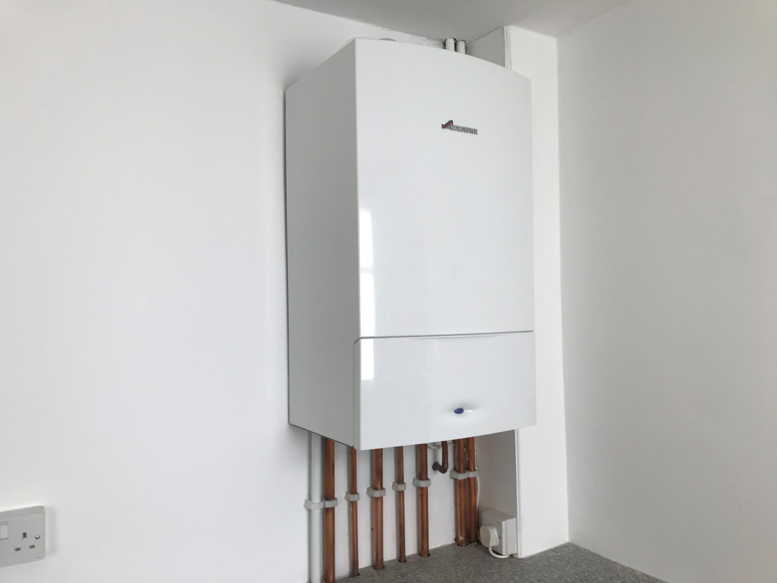 Boiler servicing and installation