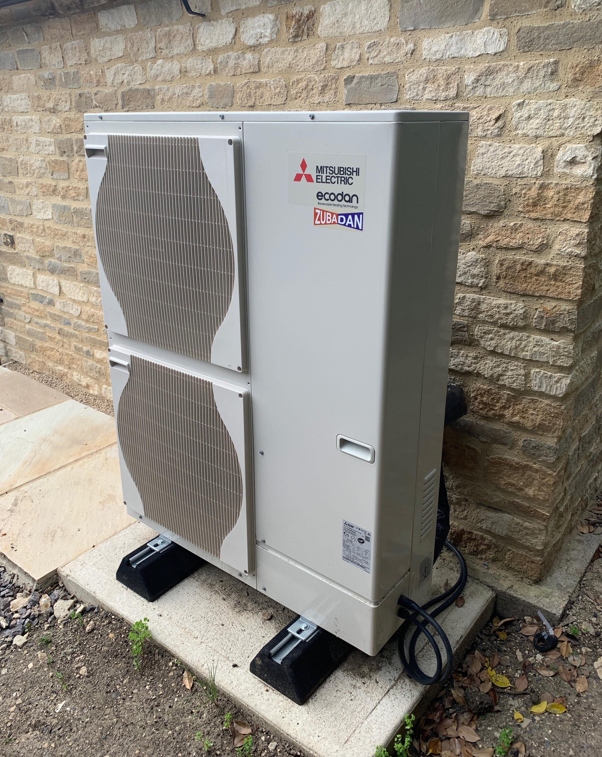 Air Source Heat Pump Installation - Gloucestershire