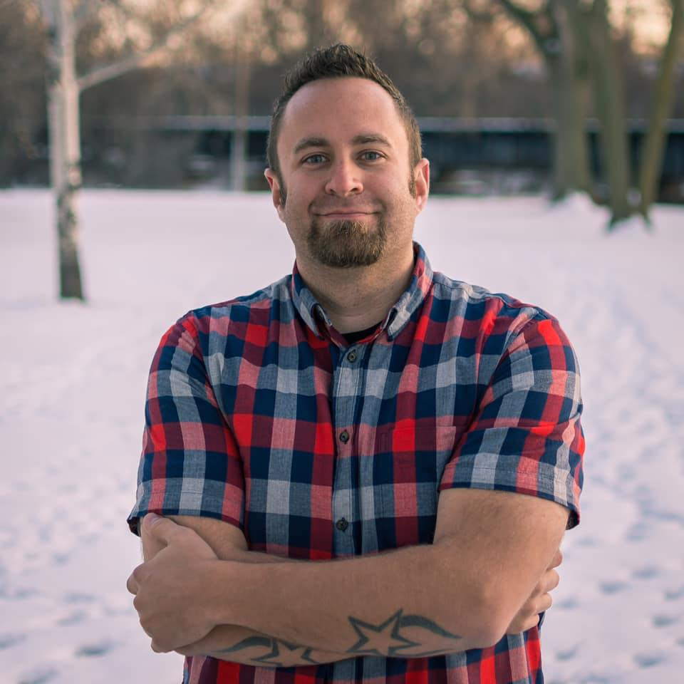 Pastor Zach Bauer | Red Door Church & Holy Smokes BBQ