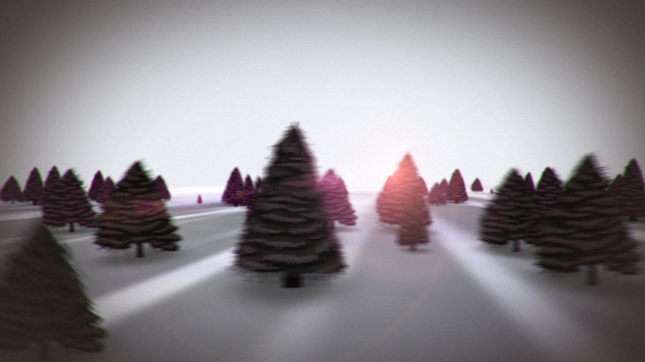 Using Lights to Create Shadows for Animated Layers in After Effects