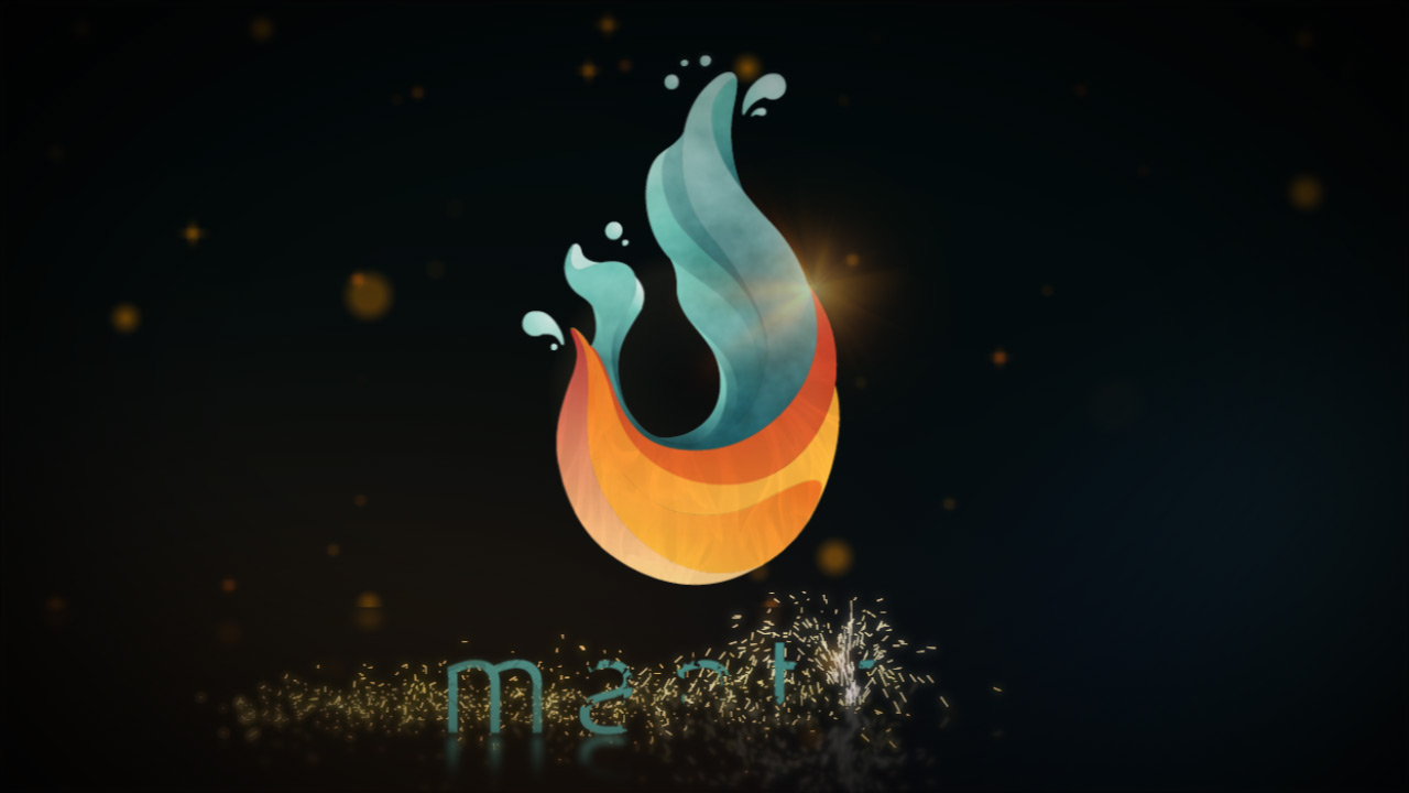 Animating a Logo with Particles in After Effects