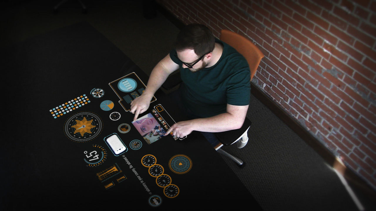 Animating and Compositing Futuristic Menus in After Effects