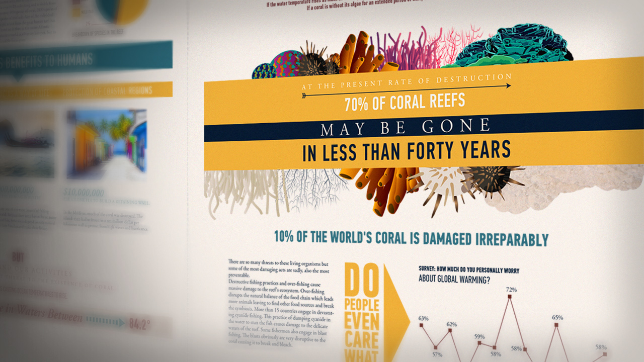 Designing Thought-provoking Infographics in Illustrator