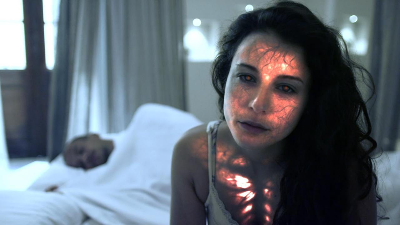 Fiery Skin Effects in NUKEX