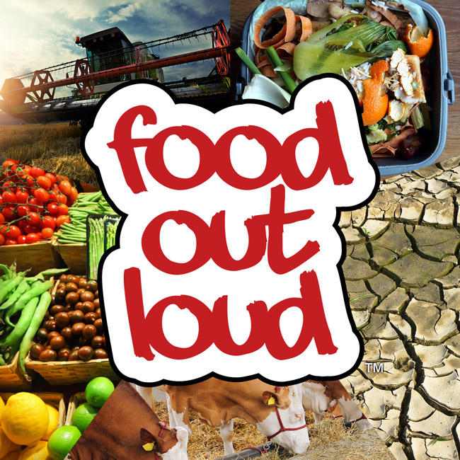 Food Out Loud     Exploring America's Evolving Food Culture