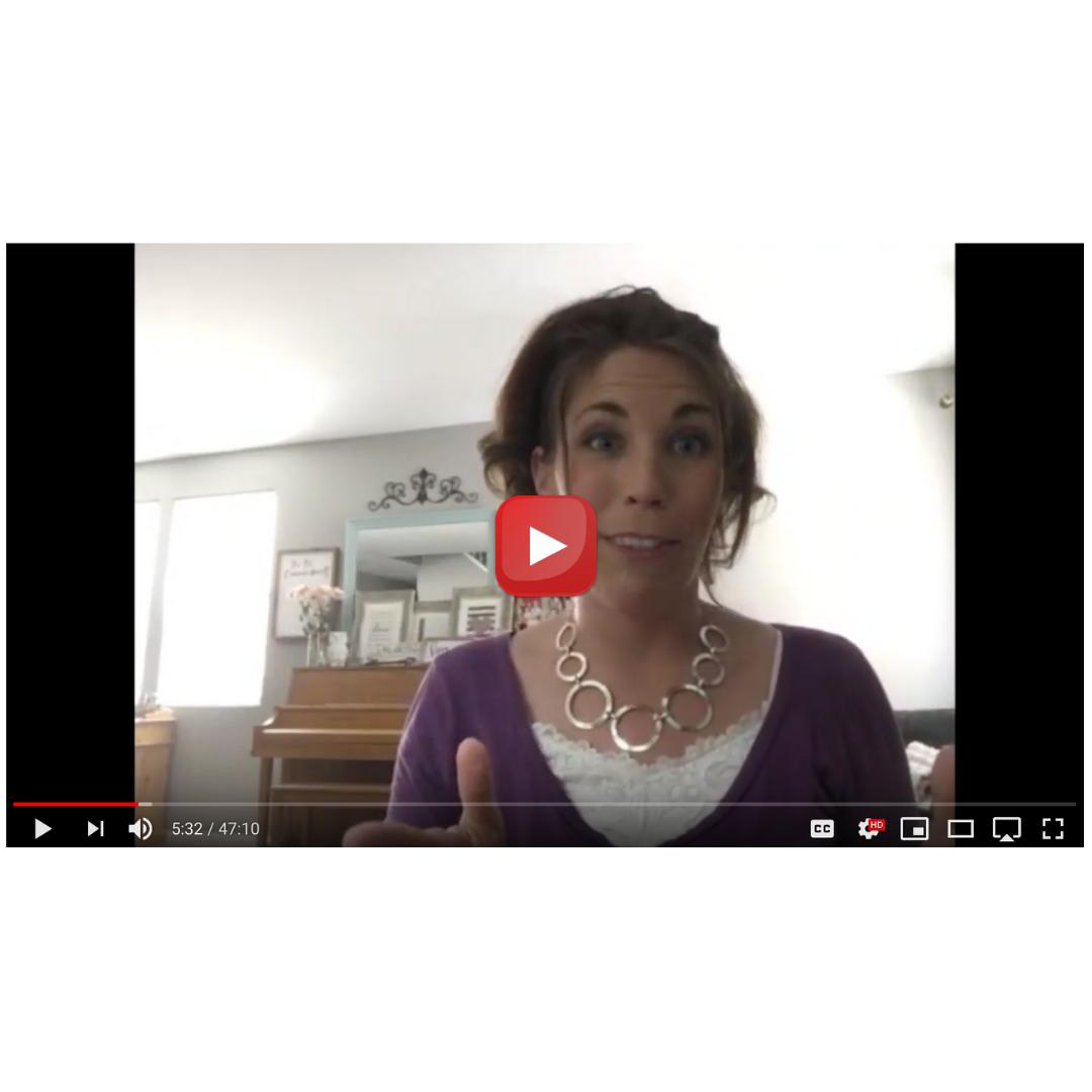 Charity Berkley - Writer & Pastor's Wife