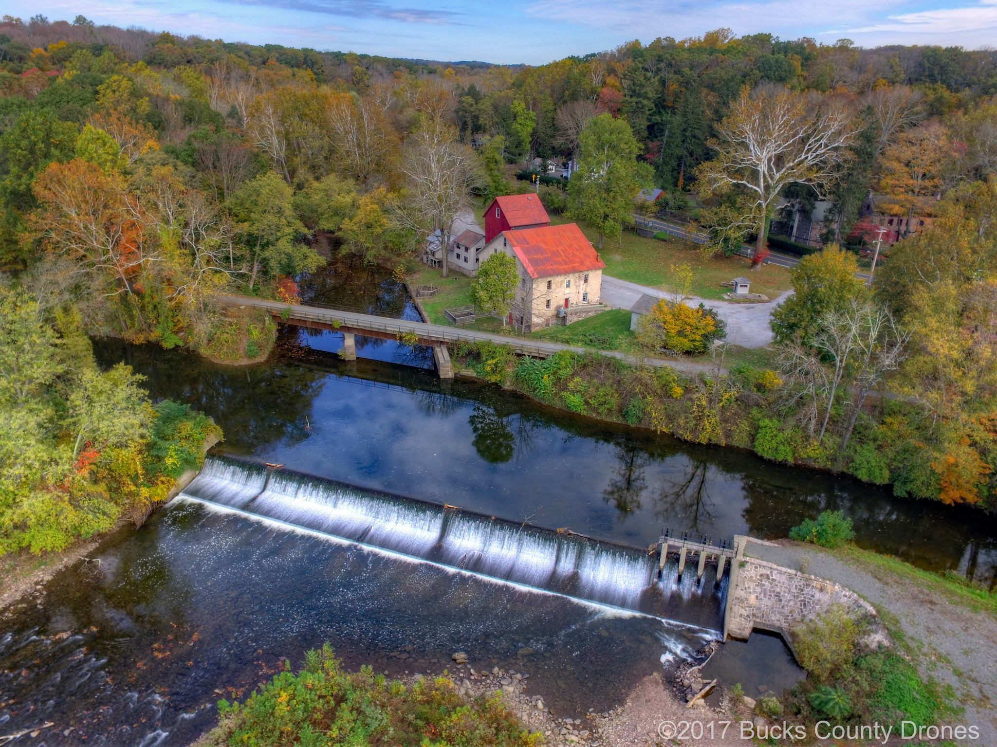 Ananta Creative Group shares a passion for historic buildings–and a long history–with the Prallsville Mills in Stockton, NJ.