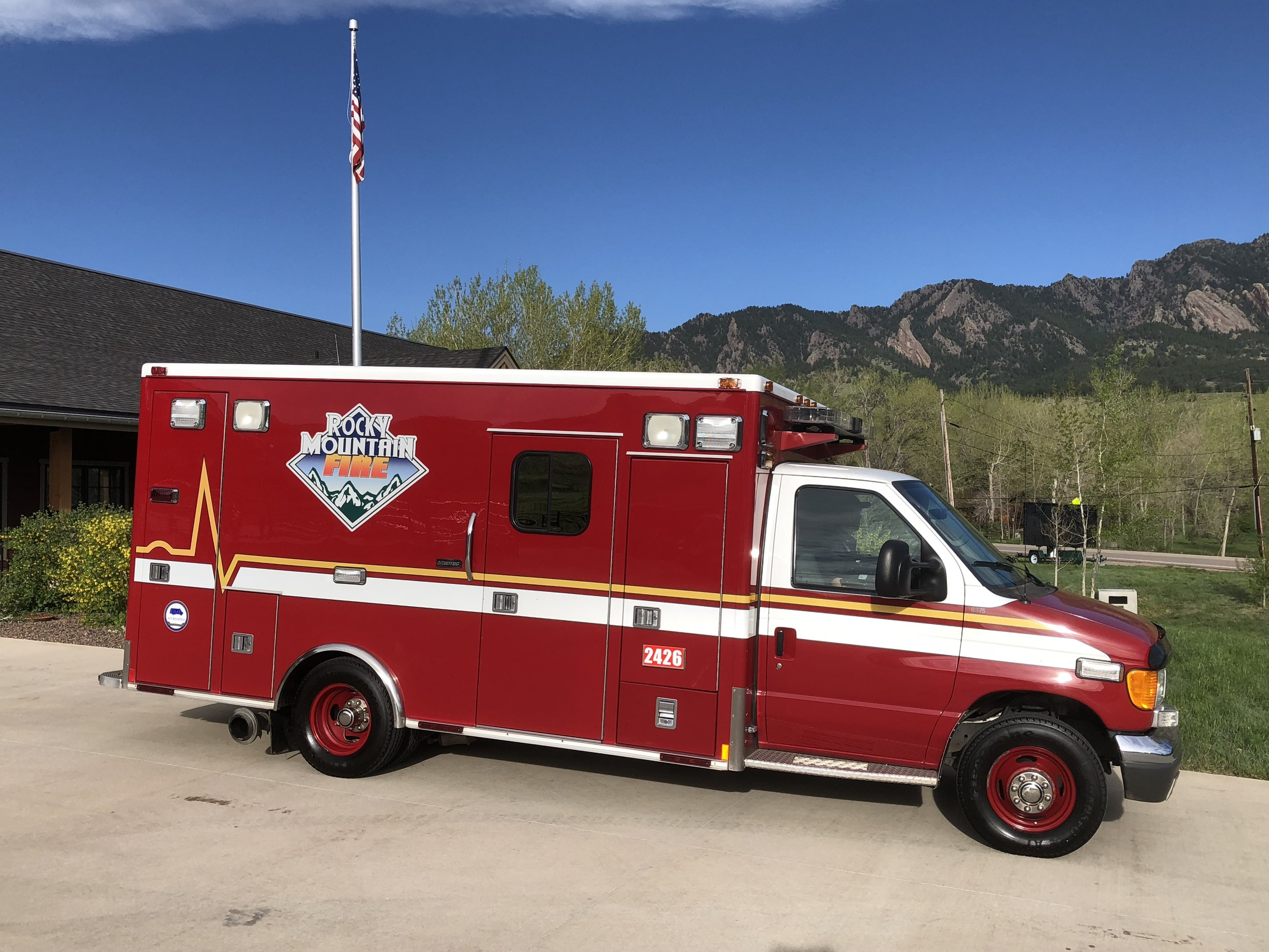 Rescue Ambulance #6375