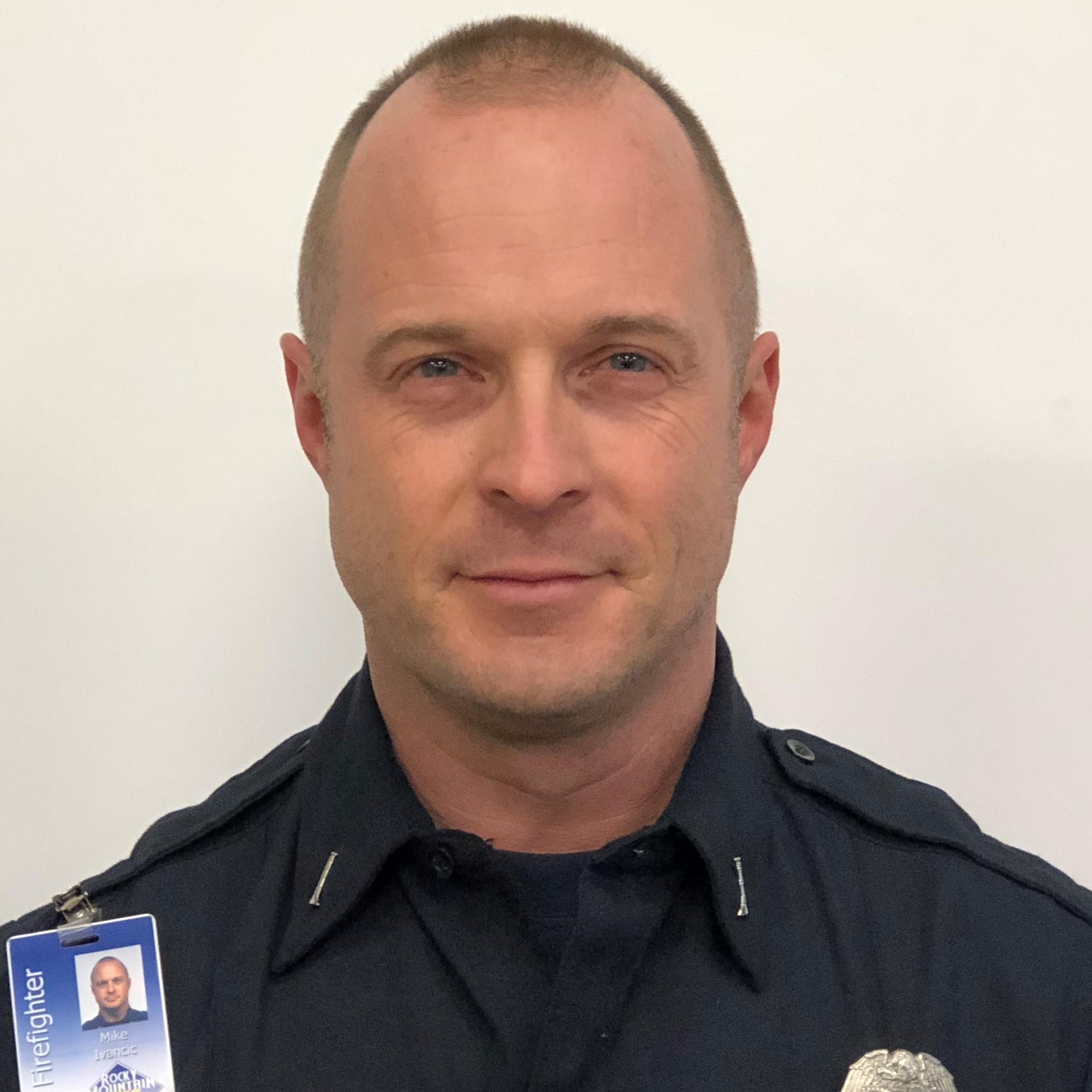 Lieutenant - Mike Ivancic