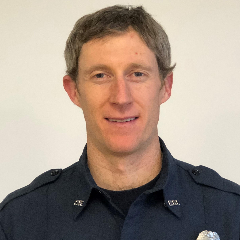 Firefighter - Jim Rebenack
