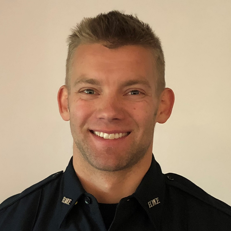 Fire Medic - Matt Johnson